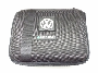 First Aid Kit - Black. Always be prepared with. image for your 1990 Volkswagen Golf